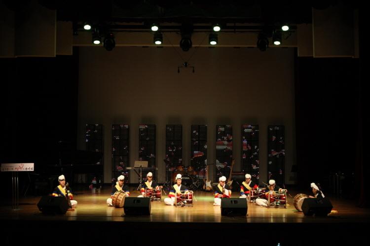 2014.12.16 CTS아트홀-정읍문화예술학교 사물놀이.JPG